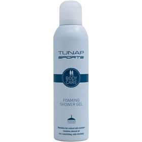 Tunap Foaming Shower Gel 200ml, junipers
